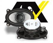 ESX Autolautsprecher Quantum 2-Wege Koax QE-462