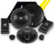ESX Xenium 2-Wege Auto Lautsprecher System XE-6.2C