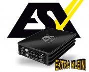 ESX Quantum Micro Verstärker Endstufe Q-FOUR