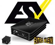 ESX Quantum Micro Verstärker Endstufe Q-ONE