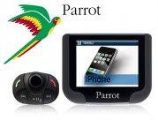 Parrot Freisprecheinrichtung Bluetooth zum Nachrüsten MKi9200