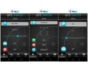 GPS-Ortungssystem Fahrzeugortung inkl. Handy-Benachrichtigung APP SMS Neigungssensor GPS Sniper