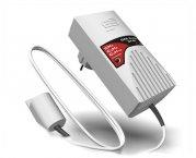 Gasmelder für Stadt-, Erd- und Flüssiggas (externer Sensor)