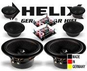 Helix Auto Lautsprecher 3-Wege-System P 63 C 250W