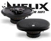 Helix Esprit Auto Lautsprecher 3-Wege-Triax E69x