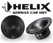 Helix Precision Auto Lautsprecher Kickbass P 6 B