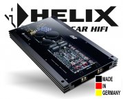 Helix Competition Endstufe A2 schwarz