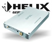 Helix Competition Monoblock Endstufe SPXL1000 silber
