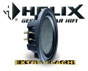 Helix Esprit Subwoofer E 8W - EXTRA FLACH