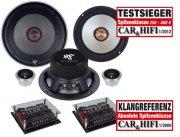 Hifonics Maxximus 2-Wege Auto Lautsprecher System MX-6.2C