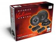 Hifonics Vulcan 2-Wege Auto Lautsprecher System VX6.2C
