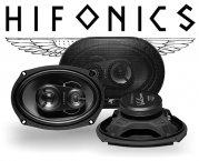 Hifonics Vulcan 3-Wege Auto Lautsprecher Triax VX693