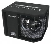 Hifonics Mercury Subwoofer Bandpass MR8BP