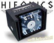Hifonics Zeus Single Bandpass ZXi-12BP mit Beleuchtung!