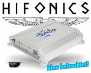 Hifonics Vulcan Auto Verstärker Endstufe VXi-4002
