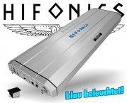 Hifonics GEN-X4 Auto Verstärker Endstufe MAXXIMUS