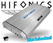 Hifonics GEN-X4 Auto Verstärker Endstufe ZEUS