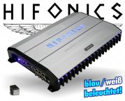 Hifonics Zeus ZRX Endstufe ZRX-4404