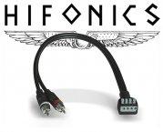Hifonics Hochpegel-Adapter f. Triton / Titan Verstärker