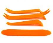 Kfz Werkzeug Kunststoffkeile zum Entfernen von Verkleidung / Zierleisten