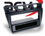 Radioblende mit Ablagefach Kia Picanto (schwarz) Typ15