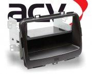 Radioblende Doppel-DIN mit Ablagefach Kia Carens IV