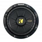 Kicker Subwoofer Bass CompD CWD84 2x 4ohm 400W 20cm