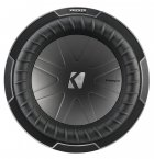 Kicker Subwoofer Bass Comp-Q CWQ102 2x 2ohm 1400W 25cm