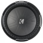 Kicker Subwoofer Bass Comp-Q CWQ152 2x 2ohm 2200W 38cm