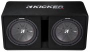 Kicker Subwoofer Bassbox 43DCompR12 DCWR122-43 2000W