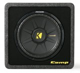 Kicker Subwoofer Bassbox VCompS124 VCWS124 4ohm 600W 30cm