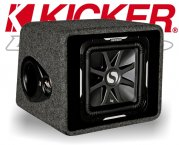 Kicker Bassreflex Subwoofer Bassbox VS12L72 1500W