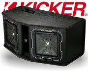 Kicker Subwoofer Bassbox Q-Class DL7122 2ohm 3600W
