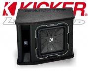 Kicker Subwoofer Bassbox Q-Class VL7122 2ohm 1800W