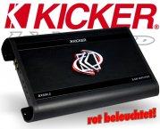 Kicker BX Endstufe BX500.2