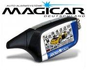 Magicar Handsender Pager Fernbedienung V2 M2-Serie blau
