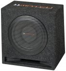 Match Auto Subwoofer Bassreflexbox 25cm 300W MW10E-D