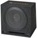 Match Auto Subwoofer Bassreflexbox 30cm 300W MW12E-D