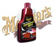 Meguiars Deep Crystal Carnauba Wax -Step3- A-2216