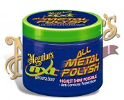 Meguiars NXT Metall Politur G-13005