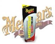 Meguiars Heavy Cut Metal Polish Metall Politur G-15104