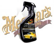 Meguiars Ultimate Quik Wax Spray Wachs G-17516
