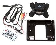 """5,6"""" Monitor Aufbau-/Einbau für Rückfahrkameras Auto-Switch"""