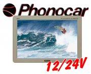 Phonocar 19 Monitor Deckenmonitor Pkw Lkw Bus VM189