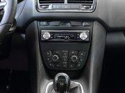 Radioblende Opel Meriva B ab 2013 Klavierlack schwarz