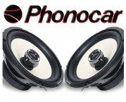 Phonocar Pro-Tech Auto Lautsprecher Koax 2/626