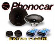 Phonocar Hi-Tech Auto Lautsprecher 2/802