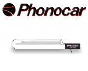 Phonocar TV-Antenne Scheibenantenne für DVB-T TV Tuner