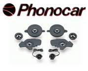 Phonocar Hochtöner Tweeter Pro-Tech 80W 2/464