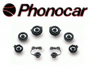 Phonocar Hochtöner Tweeter Pro-Tech 80W 2/468